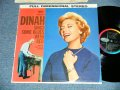 "DINAH SHORE with the RED NORVO Quintet - DINAH SINGS SOME BLUES WITH RED ( Ex++/Ex+++) / 1960 US AMERICA ORIGINAL ""CAPITOL Logo on LEFT Label"" STEREO Used LP"