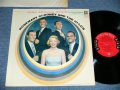"ROSEMARY CLOONEY & The HI-LO'S - RING AROUND ROSIE ( Ex++/Ex+++ )   / 1957 US AMERICA ORIGINAL ""6 EYES Label""  MONO Used  LP"