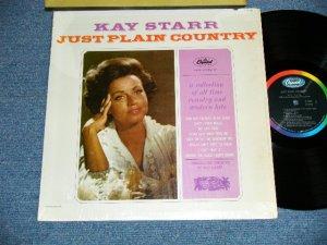 """画像1: KAY STARR - JUST PLAYING COUNTRY  ( Ex+++/MINT- ) / 1962 US AMERICA  ORIGINAL 2nd Press """"Capito  Logo on TOP Label""""  LABEL MONO Used LP"""