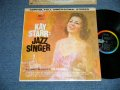 "KAY STARR - JAZZ SINGER ( VG+++/Ex++)  / 1960 US AMERICA ORIGINAL 1st Press ""BLACK with RAINBOW Ring CAPITOL Logo On LEFT Side ""Label MONO LP"