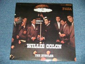 """画像1: WILLIE COLON - THE HUSTLER ( SEALED) /  US AMERICA Reissue """" BRAND NEW SEALED"""" LP"""