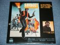 "V.A. OST Score by DON JULIAN - SAVAGE!  ( KILLER  & HEAVY FUNK TUNES!!! )   / US REISSUE  ""Brand New SEALED"" LP Found Dead Stock"