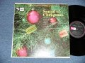 V.A.OMNIBUS ( JO STAFFORD,DINAH SHORE,NAT KING COLE, + ) - THE SOUND OF CHRISTMAS  ( Ex+/Ex+++ : EDSP)   /  US AMERICA STEREO Used LP