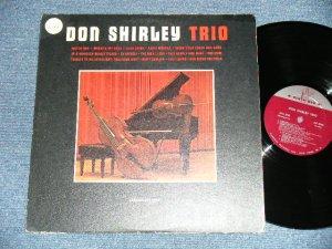 """画像1: DON SHIRLEY  TRIO -  DON SHIRLEY  TRIO ( Ex/Ex+  Looks: :Ex+++ : edsp,stofc) /1961 ORIGINAL """"1st Press MARLOON  LABEL"""" MONO Used LP"""
