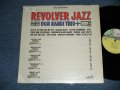 "DON RANDI TRIO - REVOLVER  JAZZ ( Prod.by DICK GLASSER )( JACK NITZSCHE ) (JAZZY Cover of The BEATLES SONGS)   ( MINT-/Ex+++ Looks:Ex++ )   / 1966 US AMERICA ORIGINAL ""3-COLOR Label"" STEREO Used LP"