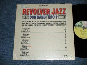 """画像1: DON RANDI TRIO - REVOLVER  JAZZ ( Prod.by DICK GLASSER )( JACK NITZSCHE ) (JAZZY Cover of The BEATLES SONGS)   ( MINT-/Ex+++ Looks:Ex++ )   / 1966 US AMERICA ORIGINAL """"3-COLOR Label"""" STEREO Used LP"""