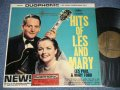 "LES PAUL & MARY FORD  - HITS OF LES PAUL & MARY FORD ( Ex++/Ex++ ) / 1960 US ORIGINAL ""GOLD LABEL"" ""DUOPHONIC STEREO"" Used LP"