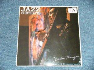"""画像1: CHARLES CHARLIE MINGUS - JAZZ PORTRAITS ( SEALED) /  US AMERICA Reissue """" BRAND NEW SEALED"""" LP"""