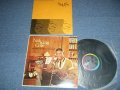 "NAT KING COLE  - TELL ME ALL ABOUT YOURSELF : With BOOKLET  (Ex+/Ex+++) / 1960 US AMERICA ORIGINAL 1st Press ""BLACK with RAINBOW Band with CAPITOL Logo on LEFT Label""  MONO  Used LP"