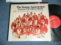 "The YOUNG AMERICANS - PRESENTED by JOHNNY MATHIS ( Ex++/Ex+++) / 1960's  US AMERICA ORIGINAL ""RED LABEL"" STEREO  Used LP"