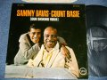 SAMMY DAVIS, JR. & COUNT BASIE - OUR SHINING HOUR ( Ex++/Ex++ B-1,2:Ex ) )  / 1965 US AMERICA ORIGINAL STEREO Used  LP