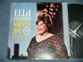 ELLA FITZGERALD -  WHISPER NOT (MINT-/Ex+, Ex-/Ex+) /  1966  US AMERICA ORIGINAL   STEREO  Used LP