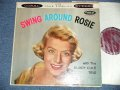 "ROSEMARY CLOONEY - SWING AROUND ROSIE ( VG+++/Ex :TEAR OFC, Tape seam) / 1959  US AMERICA  ORIGINAL ""MAROON Label"" STEREO Used LP"
