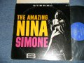 NINA SIMONE -  THE AMAZING NINA SIMONE (Ex/Ex++ ) / 1959 US AMERICA ORIGINAL STEREO Used LP