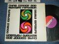 "CHRIS CONNOR and MAYNARD FERGUSON - DOUBLE EXPOSURE  (Ex++/Ex)  / 1961 US AMERICA ORIGINAL ""RED & PLUM with WHITE FUN  Label"" MONO Used  LP"