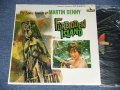 "MARTIN DENNY -  FORBIDDEN ISLAND  ( Ex+++/MINT-)   / 1960 US AMERICA ""2nd Press Cover""  2nd Press ""COLOR LIBERTY Label""  STEREO Used   LP"