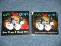 "GENE KRUPA & BUDDY RICH - RAZOR SHARP RHYTHM  (NEW) / 2012 EUROPE ORIGINAL ""BRAND NEW""  3-CD"