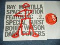 "RAY MANTILLA - SPACE STATION ( NEW ) / 1989 ITALIA  ITALY ORIGINAL  ""BRAND NEW"" LP"