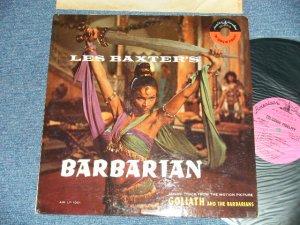 画像1: ost LES BAXTER - BARBARIAN  (Ex++/MINT- EDSP)  / 1958 US AMERICA ORIGINAL Used LP