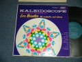 "LES BAXTER - KALEIDOSCOPE (Ex+/Ex+++ EDSP, WOFC)  / 1955 US AMERICA ORIGINAL 1st Press ""TURQUOISE Label""   MONO Used LP"