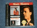 MATT MONRO - WALK AWAY + INVITATION TO THE MOVIES (Ex++/MIN) / 2000 US AMERICA  ORIGINALUsed CD