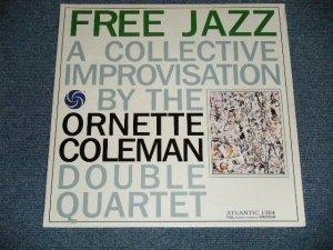 """画像1: ORNETTE COLEMAN -  FREE JAZZ  (SEALED )  / US AMERICA  REISSUE """"BRAND NEW SEALED""""  LP"""
