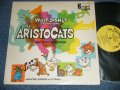 WALT DISNEY Productions  - THE ARISTOCATS (Ex++/MINT-)  / 1970 US AMERICA ORIGINAL Used LP