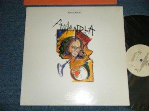 """画像1: MILES DAVIS  -  AMANDLA (Ex++/MINT-) / 1989 US AMERICA ORIGINAL """"PROMO"""" Used LP"""
