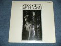 "STAN GETZ  - SWEET RAIN(SEALED)  / 1967 US AMERICA ORIGINAL ""BRAND NEW SEALED"" LP"