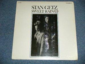 """画像1: STAN GETZ  - SWEET RAIN(SEALED)  / 1967 US AMERICA ORIGINAL """"BRAND NEW SEALED"""" LP"""