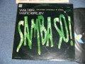 WALTER WANDERLEY - SAMBA SO!  ( Ex-/Ex+++ WTRDMG, STOFC, TEAROFC,TEAROBC)  / 1967 US AMERICA ORIGINAL  STEREO Used LP