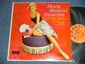 """HENRY MANCINI-  FAVORITES : 4 Tracks 12"""" EP  ( Ex++/MINT- ) / 1964 US ORIGINALUsed 4 Tracks 12"""" EP"""