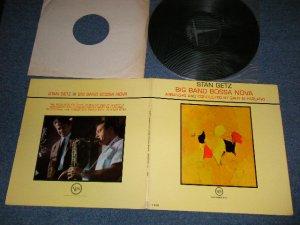 画像1: STAN GETZ - BIG BAND  BOSSA NOVA (Ex++/Ex+  EDSP)   / 1962 US AMERICA ORIGINAL  STEREO Used  LP