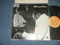 ELLA FITZGERALD & OSCAR PETERSON, - ELLA and OSCAR (Ex+/Ex+++)  / 1976 US AMERICA ORIGINAL Used LP