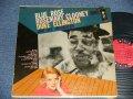 """ROSEMARY CLOONEY & DUKE ELLINGTON - BLUE ROSE ( Ex+/Ex+++, Ex++ Looks:Ex+++ Tape Seam  )   / 1956 US AMERICA ORIGINAL """"6 EYES Label""""  MONO Used  LP"""