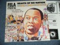 "FELA ANIKULAPO KUTI & EGYPT 80 - BEAST OF NO NATION (NEW) /  1989 EUROPE REISSUE ""BRAND NEW""  12"""