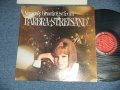 BARBRA STREISAND with JIM NABORS, DORIS DAY, ANDRE KOSTELANETZ)  -  SEASONS GREETINGS FROM BARBRA STREISAND  ...AND FRIENDS( Ex++/Ex+++, Ex++ B-2:Press Miss, EDSP)   /  US AMERICA ORIGINAL REISSU Used LP