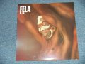 "FELA ANIKULAPO KUTI - ARMY ARRANGEMENT (SEALED) /  US AMERICA   REISSUE ""BRAND NEW SEALED""  LP"