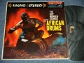 The GUY WARREN SOUNDS - Themes From AFRICAN DRUMS  ( Ex/Ex+ EDSP) / 1959 US AMERICA ORIGINAL STEREO Used LP