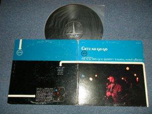 """画像1: STAN GETZ feat. ASTRUD GILBERTO   -  GETZ AU GOGO  ( Ex+/Ex+++ Looks:Ex+++ EDSP)  / 1964 US AMERICA ORIGINAL """"STEREO""""  Used LP"""