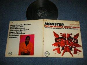 """画像1: JIMMY SMITH  - THE INCREDIBLE JIMMY SMITH: MONSTER ( Ex++/Ex++ Loks:Ex+, Ex+++ )  / 1965 US AMERICA ORIGINAL """"STEREO""""  Used LP"""