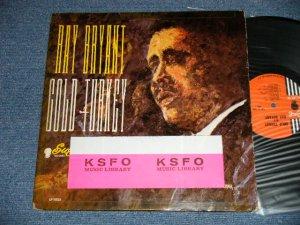 画像1: RAY BRYANT - COLD TURKEY ( VGll/Ex+ STOFC, WOBC, STAMPOBC, Tape Seam)  / 1964 US AMERICA ORIGINAL MONO  Used LP
