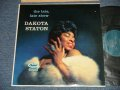 "DAKOTA STATON - THE LATE, LATE SHOW (Her Debut Album)  (Ex++/MINT- EDSP )  / 1957 US AMERICA  1sT Press ""TURQUOISE Label""  MONO Used  LP"