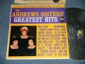THE ANDREWS SISTERS - THE  ANDREWS SISTERS' GREATEST HITS /(Ex++/MINT-)  1962  US ORIGINAL STEREO  Used  LP