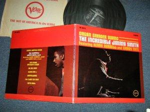 """画像1: JIMMY SMITH  - THE INCREDIBLE JIMMY SMITH: ORGAN GRINDER SWING ( Ex++/Ex+++ )  / 1965 US AMERICA ORIGINAL """"STEREO""""  Used LP"""