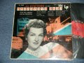 "JO STAFFORD - BROADWAY'S BEST ( Ex++/Ex+++ EDSP, Tape Seam  ) / 1955 US AMERICA ORIGINAL 1st Press ""6 EYES Label""  MONO Used LP"