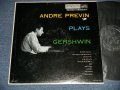 SHELLY MANNE - PLAYS GERSHWIN  ( Ex/Ex++, VG+++)  / 1955 US AMERICA ORIGINAL MONO Used LP