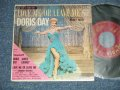 "DORIS DAY with PERCY FAITH - LOVE ME OR LEAVE ME  (Ex++/Ex+++ )   / 1955 US AMERICA ORIGINAL Used 7"" 45 rpm EP With PICTURE SLEEVE"