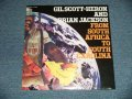 "GIL SCOTT-HERON and MILT JACKSON - FROM SOUTH AFRICA TO SOUTH CAROLINA (SEALED) / US AMERICA REISSUE ""BRAND NEW SEALED""  LP"