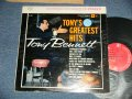 "TONY BENNETT - GREATEST HITS (VG+++/Ex+++ TEAROFC, EDSP) / 1962 US AMERICA ORIGINAL ""360 SOUND Label"" STEREO Used LP"